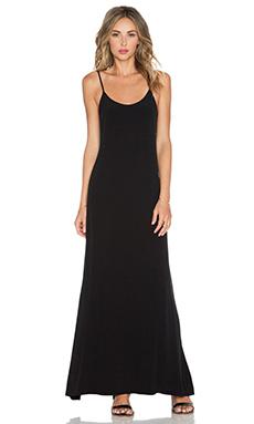 BLAQUE LABEL Maxi Tank Dress in Black