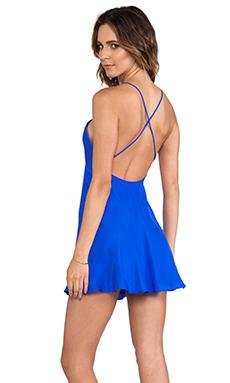 BLAQUE LABEL Dress in Royal Blue