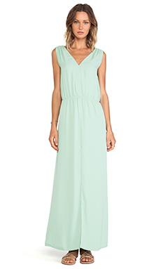 BLAQUE LABEL Maxi Dress in Seafoam