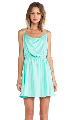 BLAQUE LABEL Mini Dress in Mint