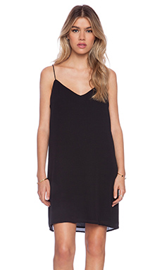 BLAQUE LABEL Cami Dress in Black