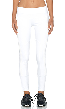 BLANC NOIR Ryder Legging in White