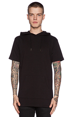 Blood Brother Doom Hoody in Black