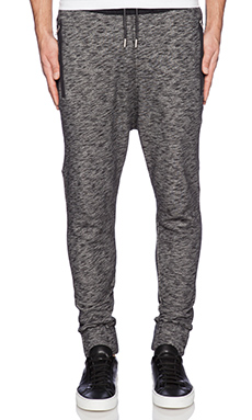 Blood Brother Super Grey Sweatpants in Grey