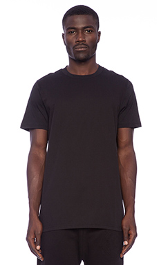 Blood Brother Boss Tee in Black