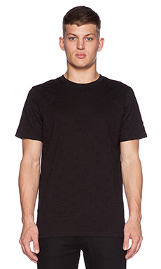 Blood Brother Viro Tee in Black