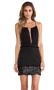 bless'ed are the meek Nightfall Dress in Black