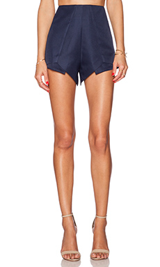bless'ed are the meek Shrubs Shorts in Midnight
