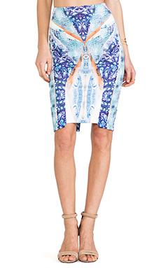 bless'ed are the meek Kaleido Skirt in Multi