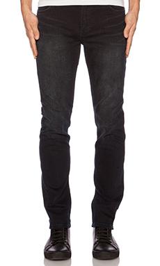 BLK DNM Jeans 5 in Beekman Black