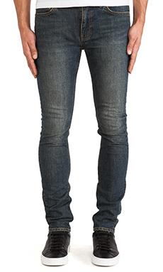 BLK DNM Jeans 25 in Hunts Blue