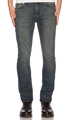 BLK DNM Jeans 5 in Cicers Blue