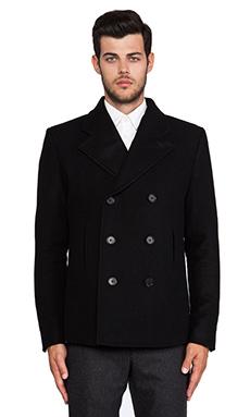 BLK DNM Coat 35 in Black