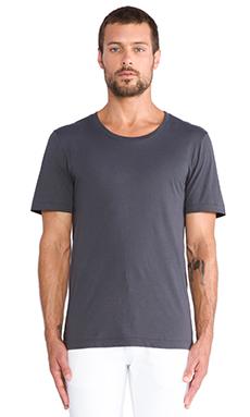 BLK DNM T-Shirt 3 en Gris Foncé