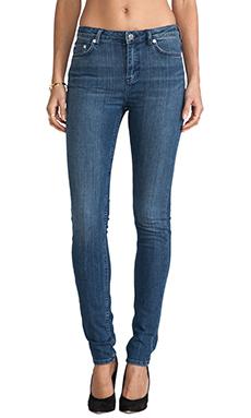 BLK DNM Jeans 22 in Lott Blue