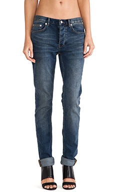 BLK DNM Jeans 11 in Starr Blue