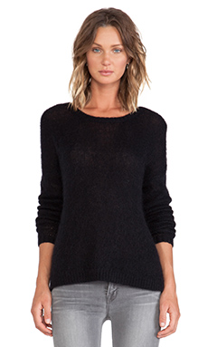 BLK DNM Sweater 28 in Black