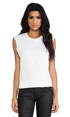 BLK DNM T-Shirt 28 in White