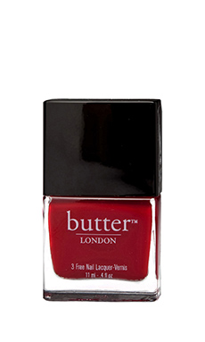 butter LONDON 3 Free Lacquer in Saucy Jack