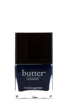 butter LONDON 3 Free Lacquer in Royal Navy