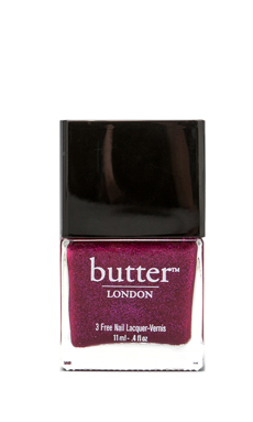 butter LONDON 3 Free Lacquer in Fiddlesticks