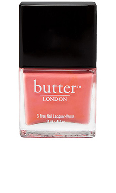 butter LONDON 3 Free Lacquer in Trout Pout