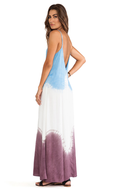 Blue Life Spring Lovin' Dress in Palms