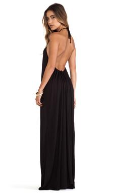 Blue Life Com-pleat Me Dress in Black
