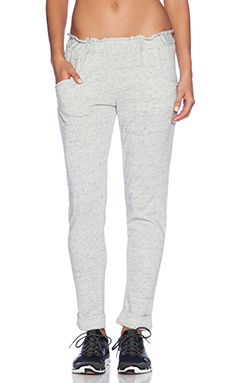 Blue Life Fit Basic Sweatpant in Pepper