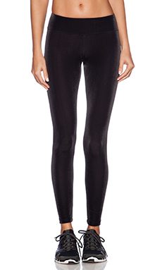 Blue Life Luscious Legging in Onyx