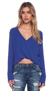 Blue Life Hayley Top in Cobalt