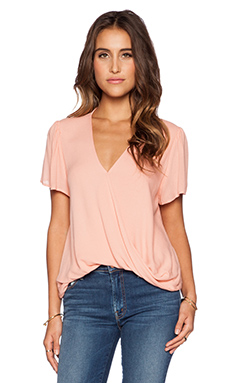 Blue Life Valentina Top in Pink