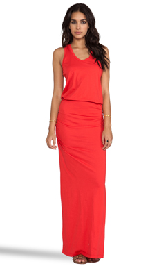 Bobi Supreme Maxi Dress in Lover