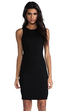 Bobi Tank Dress in Black