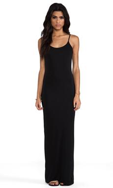 Bobi BLACK LABEL Maxi Tank Dress in Black