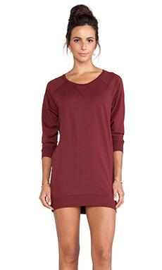 Bobi Tunic Sweater in Vineyard