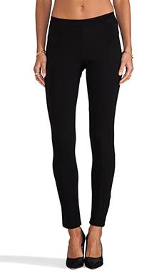 Bobi Ponte Legging in Black