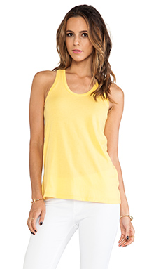 Bobi Light Weight Jersey Tank in Sunburst