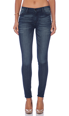 Black Orchid Mid Rise Jean in One of a Kind