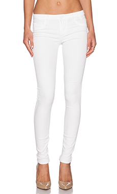 Black Orchid Jude Super Skinny in Snow White