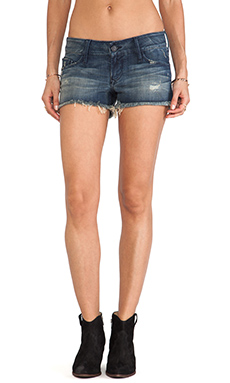 Black Orchid Cut Off Shorts in Die Another Day