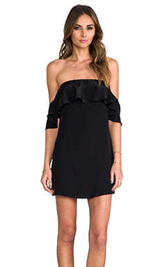 Boulee Emily Dress en Noir