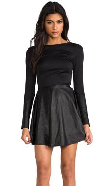 Boulee Avery Dress in Black