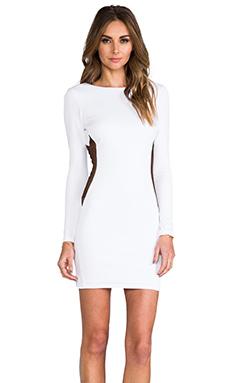 Boulee Erika Dress in White