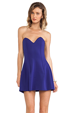 Boulee Ivy Dress in Midnight