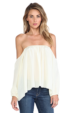 Boulee Audrey Top x REVOLVE in Ivory