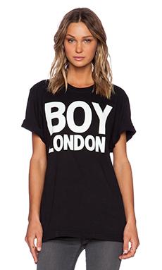 BOY London BOY London Tee in Black
