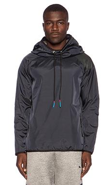 Brandblack Sith Hood Jacket in Navy