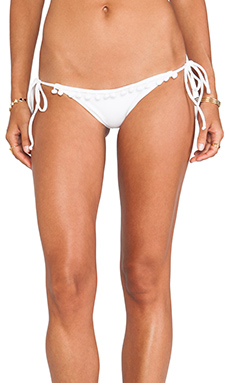BEACH RIOT // STONE_COLD_FOX Romance Bottom in White