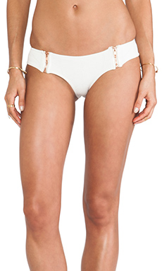 BEACH RIOT // Stone_Cold_Fox Cannes Bottom in Cream